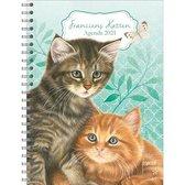FRANCIEN KATTEN Bureau agenda 2021 Kittens