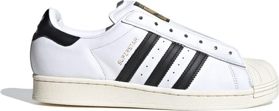 adidas  adidas Superstar  Sneakers - Maat 41 1/3 - Unisex - zwart,wit