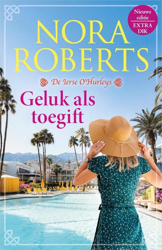 Boek cover Geluk als toegift van Nora Roberts (Onbekend)