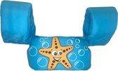 Zwemvest kinderen - zeester blauw | 2 - 6 jaar | 15 - 25kg | Veilig zwemmen | Zwemband | Reddingsvest | Kidzstore.eu