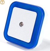 Nachtlamp Blauw | Babykamer | Kinderkamer |Ledlamp | Nachtlampje | Babylamp | Ganglamp | Stopcontactlamp | Sfeerlamp | Sensorlamp | automatisch | TOP Selling