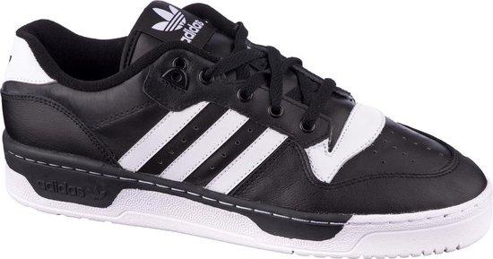 adidas Rivalry Low EG8063, Mannen, Zwart, Sneakers maat: 46 EU