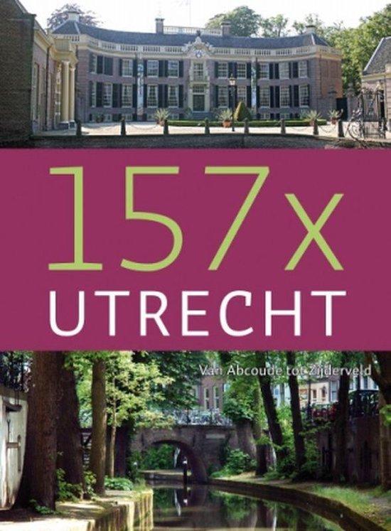 Cover van het boek '117 x Utrecht' van  Onbekend
