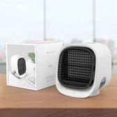 Mobiele aircooler - Retro airco - Wit - Nova Design