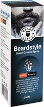 Beard Growth Spray - Voor Meer Baardgroei