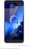 Alcatel 1 2019 Screenprotector Glas - Tempered Glass Screen Protector - 2x AR QUALITY