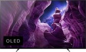 "Sony KD55A89BAEP tv 139,7 cm (55"") 4K Ultra HD Smart TV Wi-Fi Zwart"