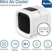 Aero® LED Mini Aircooler 3 - 1   Lucht Koeler / Ventilator - Lucht Bevochtiger - Lucht Reiniger / Zuiveraar
