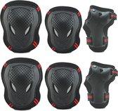J-Pro Valbescherming - Skate en Skeeler Bescherming Set  - Maat M
