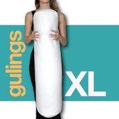 Rolkussen - Guling XL - met sloop - zeegroen