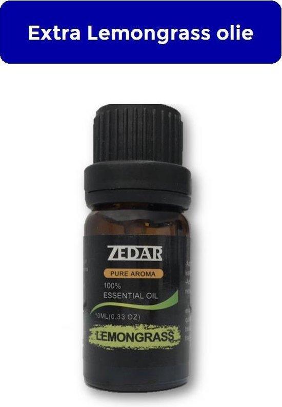 Aroma Diffuser 550ML met Afstandsbediening - Luchtbevochtiger – Verdamper – Aromatherapie - Geurverspreider - Donkerbruin