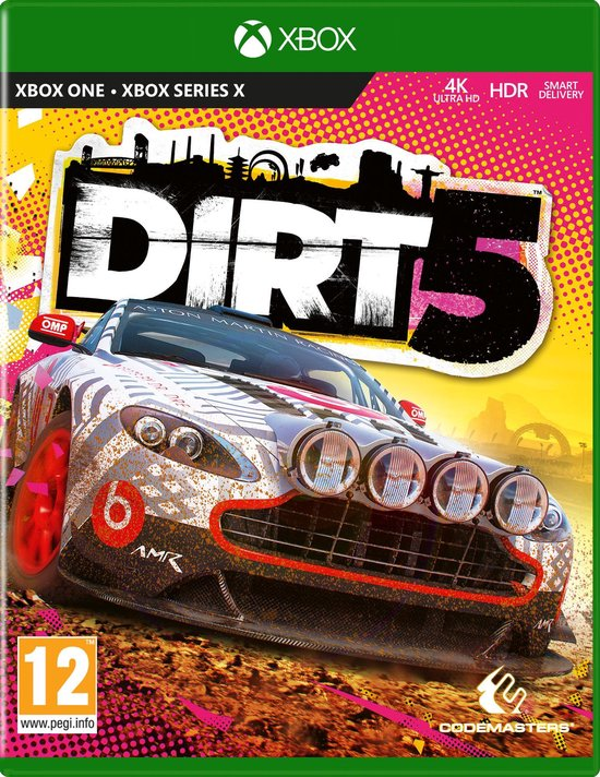 DIRT 5 - Xbox One & Xbox Series X