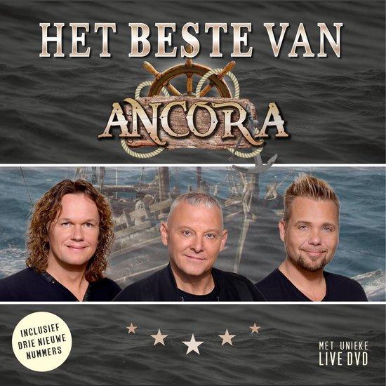 Het Beste Van Ancora (CD+DVD)
