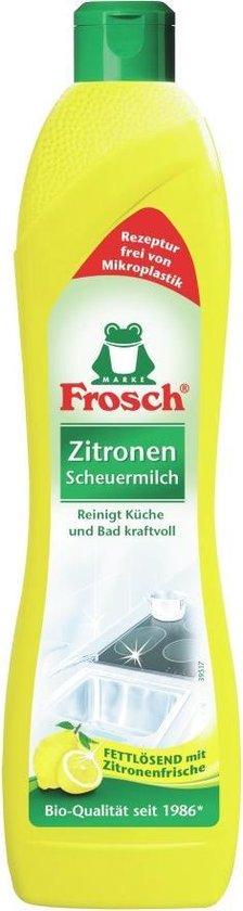 Frosch Kookplaatreiniger Citroen - ECO - 500 ml