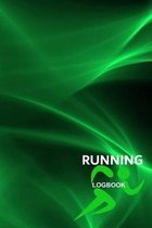 Running Logbook: Running Diary, Runners Training Log, Running Logs, Track Distance, Time, Speed, Weather, Calories & Heart Rate