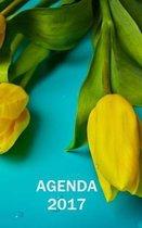 Diseño Tulipanes 2017 Agenda
