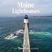 2021 Maine Lighthouse Wall Calendar