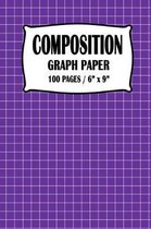 Composition Graph Paper Notebook