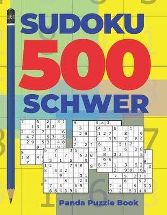Sudoku 500 Schwer