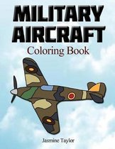 Military Aircraft Coloriong Book