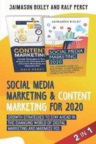 Social Media Marketing & Content Marketing for 2020
