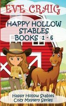 Happy Hollow Stables Cozy Mystery Series Books 1-6