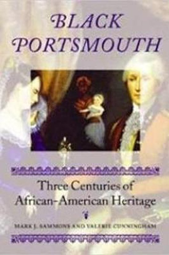 Boek cover Black Portsmouth van Mark J. Sammons (Paperback)