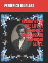 Narrative of the Life of Frederick Douglass an American Slave.