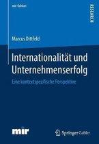 Internationalitat Und Unternehmenserfolg
