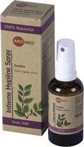 Candira Intieme Hygiëne Spray - 50 ml - Intiemverzorging Wasemulsie