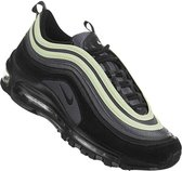 NIKE AIR MAX 97 (Dark Grey/Black - Barley Volt) - Dames Sneakers (Unisex) - maat 37.5