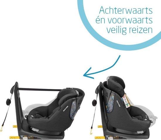 Maxi Cosi AxissFix Autostoel - Authentic Black