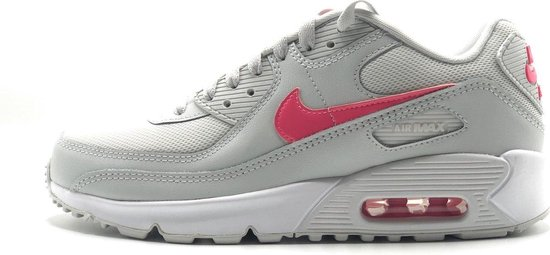 Nike Air Max 90 GS PHOTON DUST (Grijs/Roze) - Maat 39
