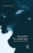 Omslag Migrant Belongings