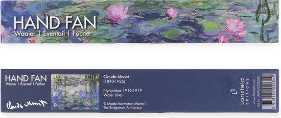 Waaier, Monet, Waterlilies