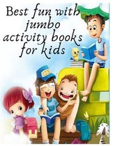 best fun with jumbo activity books for kids