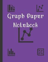 Graph Paper Notebook: 5X5 Quad Ruled 5 squares per inch Math and Science Composition Notebook for Teens Students (Notebooks For Engineering