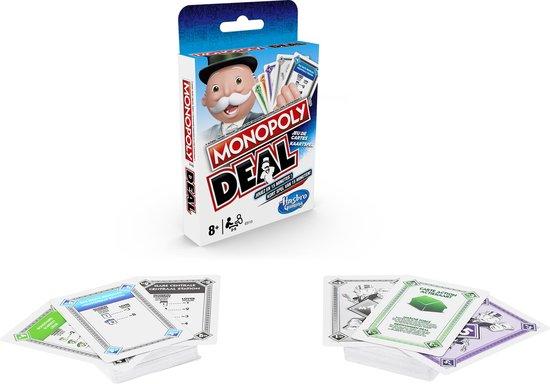 Monopoly Deal Editie Belgie - Kaartspel