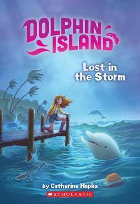 Lost in the Storm (Dolphin Island #2), 2