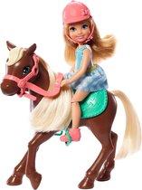 Barbie Chelsea & Pony - Blond