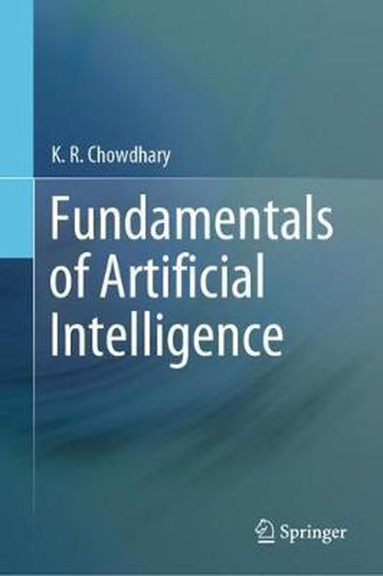 Fundamentals of Artificial Intelligence