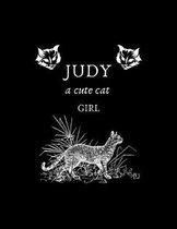 JUDY a cute cat girl