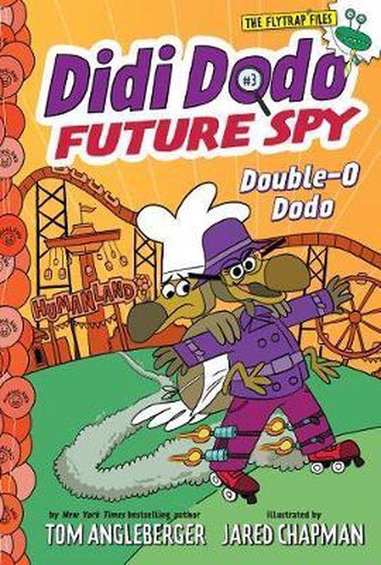 Afbeelding van Didi Dodo, Future Spy
