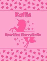 Kallie Sparkling Starry Smile
