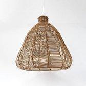 Rotan / Rieten Hanglamp - Handgemaakt - Naturel - Ø40 cm