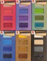 Fimoklei - Polymeer afbakklei - Set van 24 kleuren - boetseerklei - klei