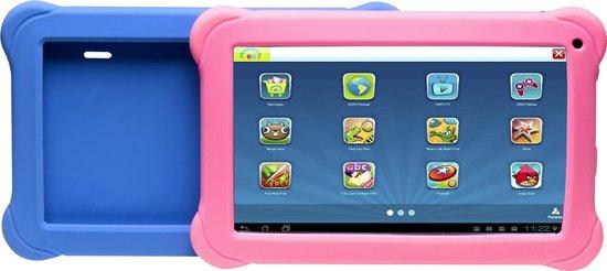 Denver TAQ-10463 BLUE/PINK 10inch kinder tablet met KIDO'Z software en Android 10 16GB