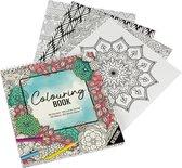 Kleurboek voor volwassenen | Creative Colouring | 80 designs | Mandala
