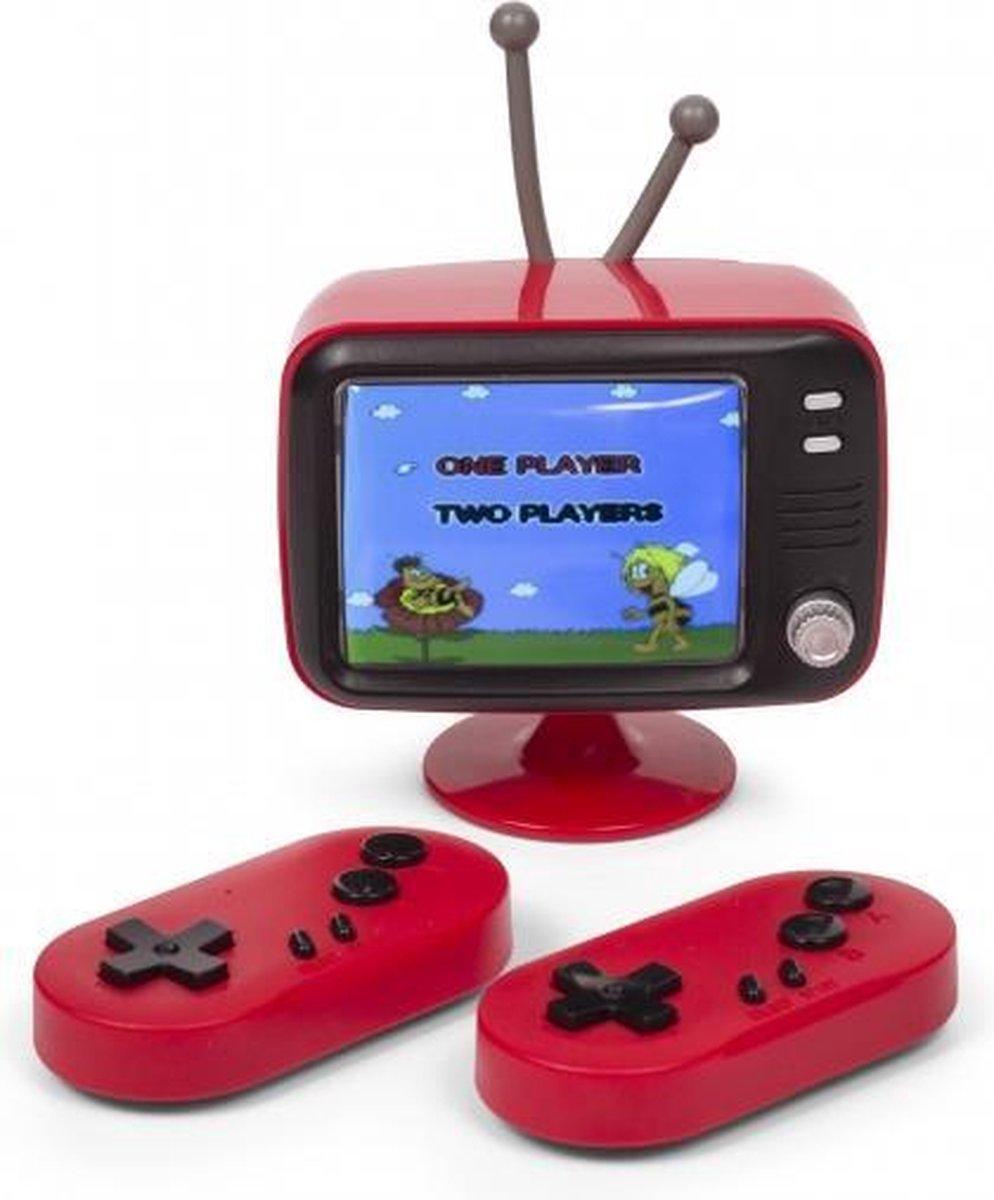 ORB Retro Console Mini TV 300in1 - Retro Gaming for 2 players