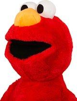 Sesamstraat Pluche Elmo Rood 100 cm